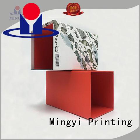 cosmetics watch gift box luxury Mingyi Printing company