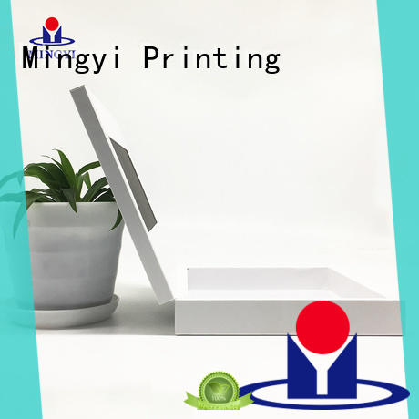 Mingyi Printing soft magnetic gift box producer for items