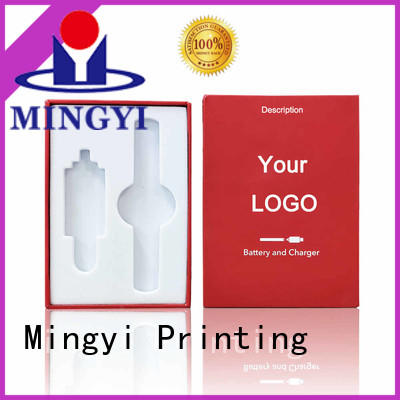 Mingyi Printing New custom printed shipping boxes Suppliers for present
