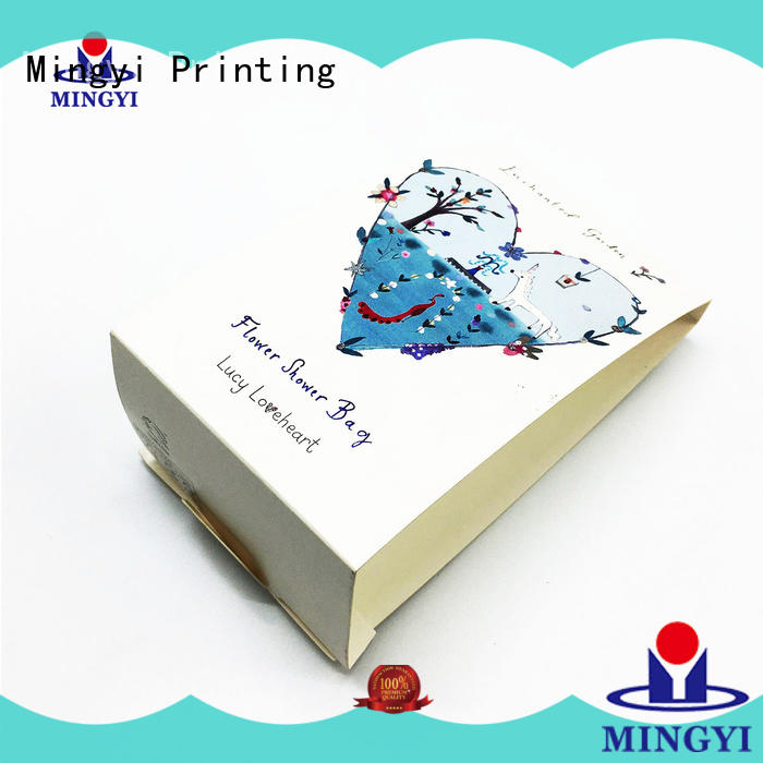 Mingyi Printing Top colorcards manufacturers for items