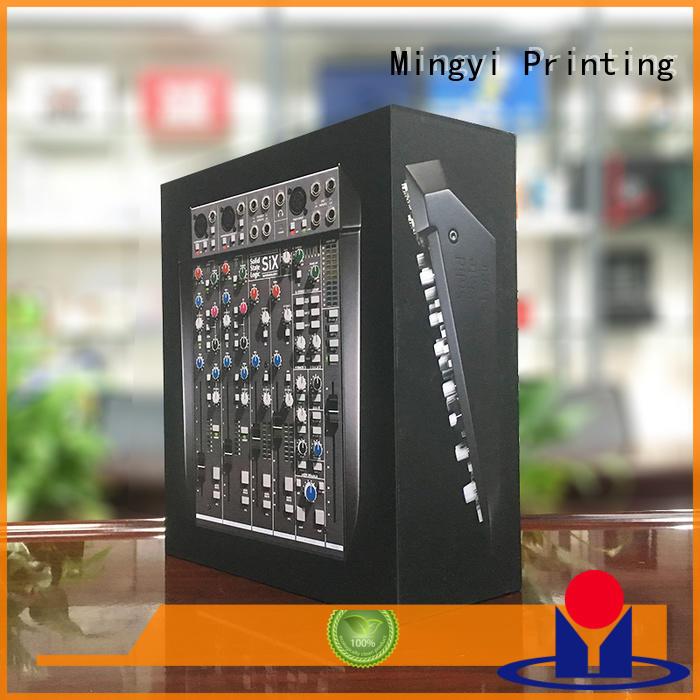 Mingyi Printing cardboard packaging factory for Jewellery