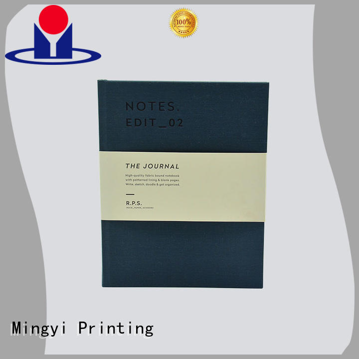 Mingyi Printing Brand plastic clothing writing tearproof cheap scrapbook albums