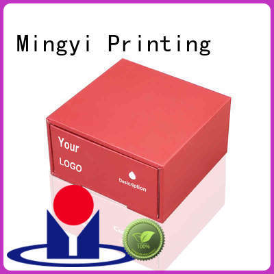Mingyi Printing custom product packaging boxes company for phone