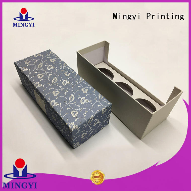 Mingyi Printing Brand design commodity hard gift boxes watch supplier