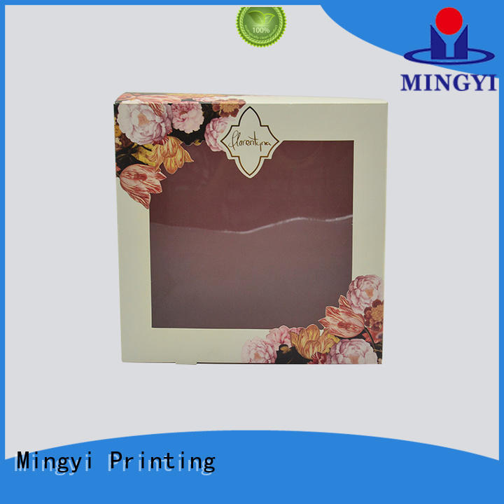 Mingyi Printing affordable carton boxes wholesale factory price for snacks