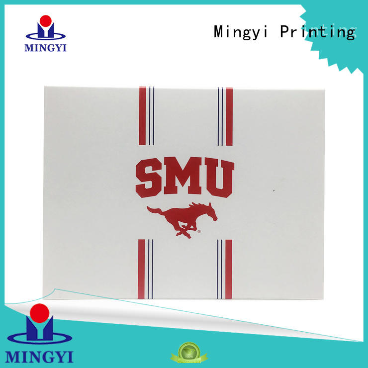 Mingyi Printing paper box craft Supply for shoes