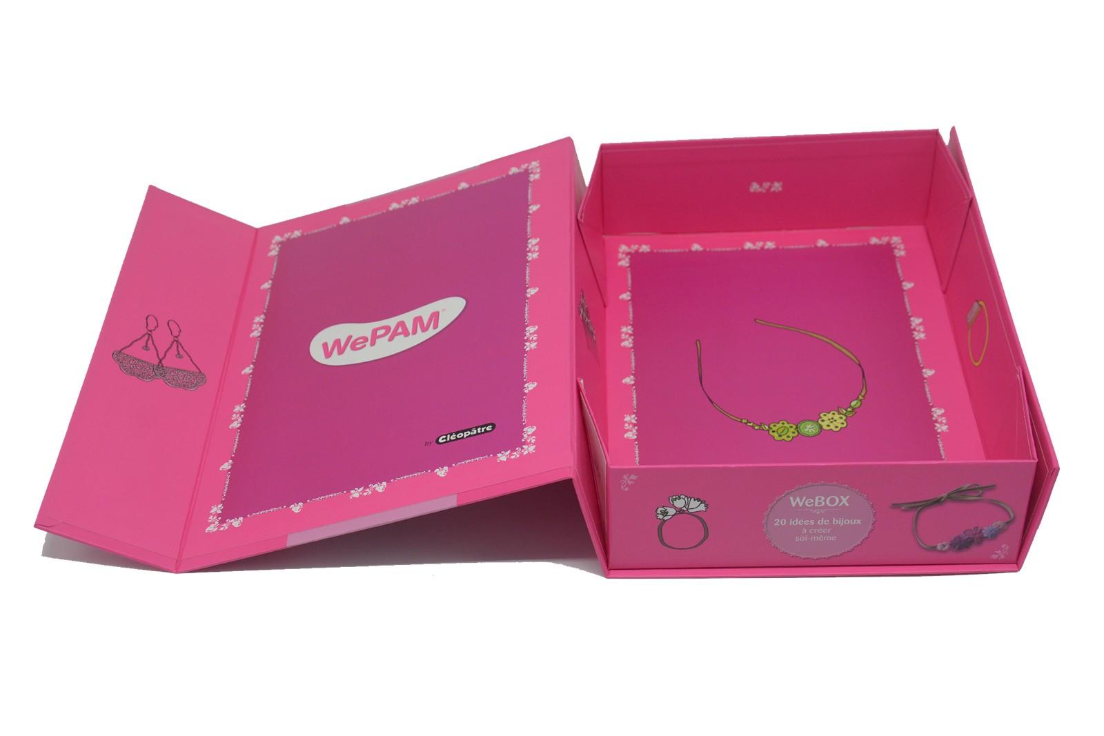 product-Foldable magnetic Gift Boxes for toysclothingdaily commodity-Mingyi Printing-img