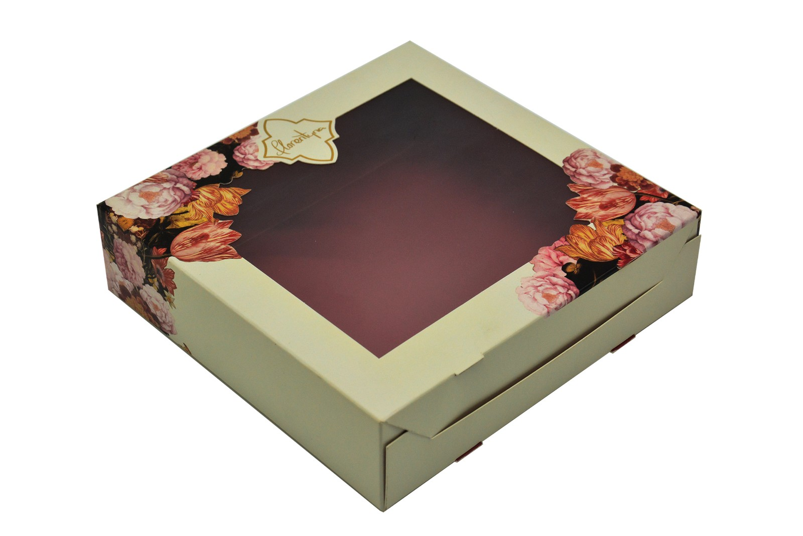 product-Mingyi Printing-Attractive cosmeticsluxury commodity packaging box with PET window-img