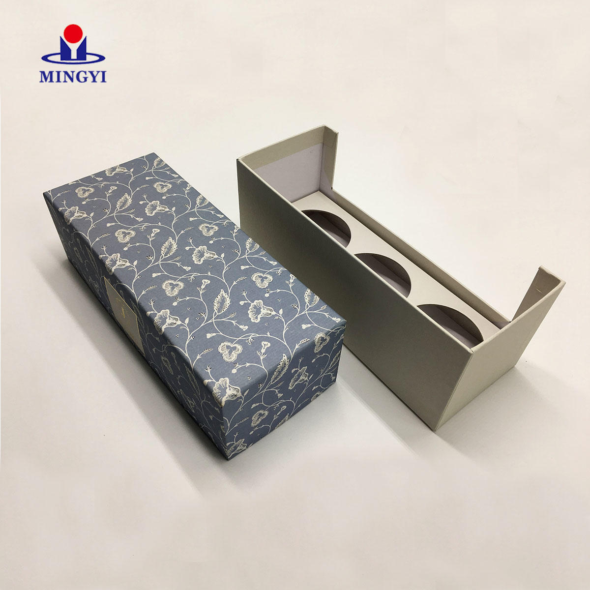 hard gift boxes window magnetic clothing daily Mingyi Printing Brand company