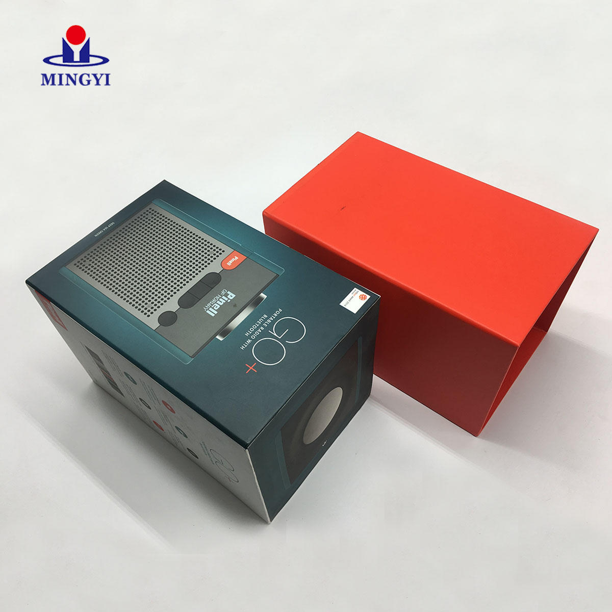 window ceremony eva design watch gift box Mingyi Printing
