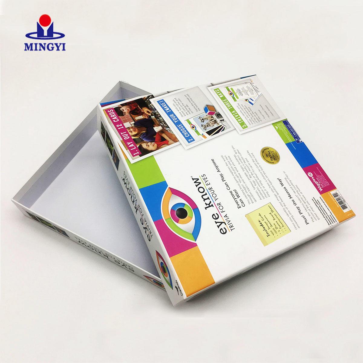 Wholesale wooden watch gift box Mingyi Printing Brand