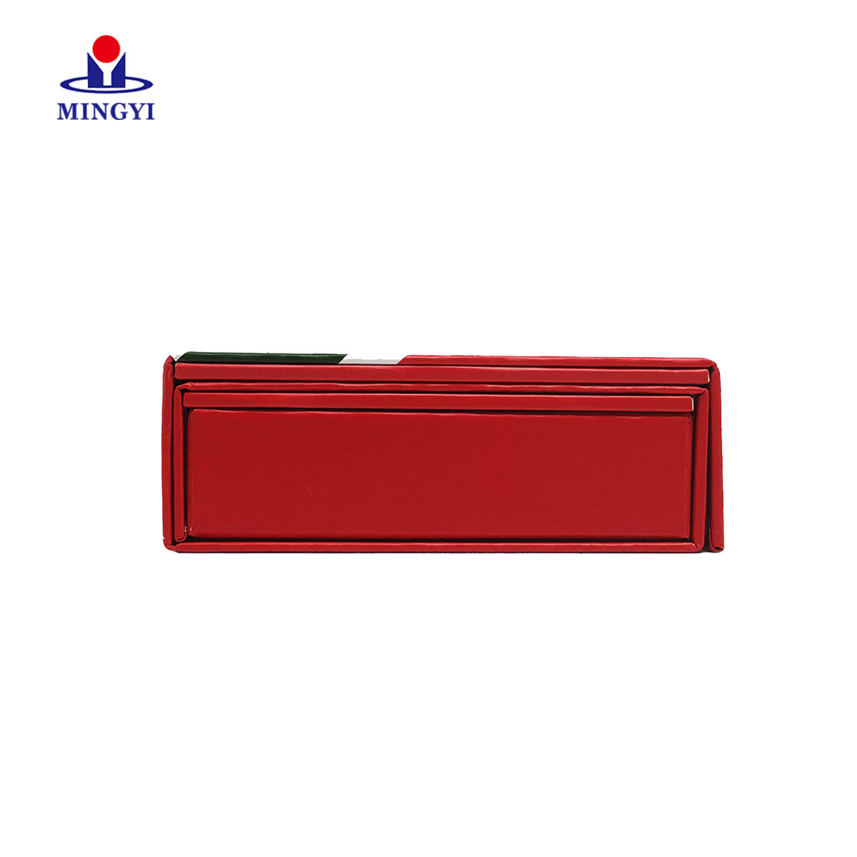 Book shaped  gift box magnetic closure for watch