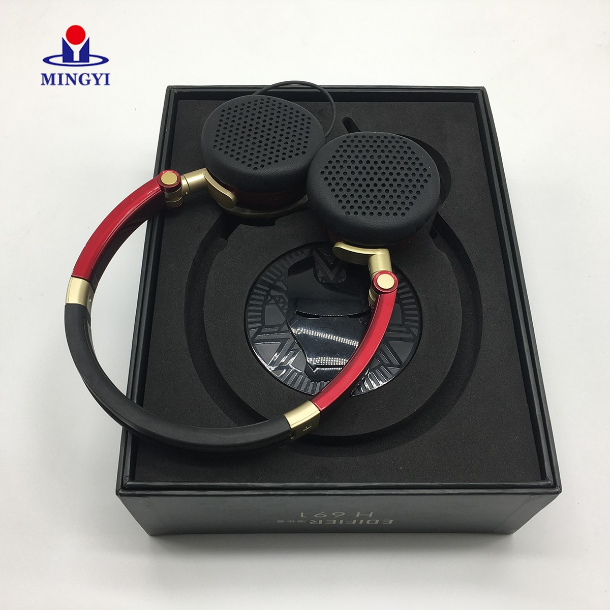 news-New custom design Iron man style headphones packaging box-Mingyi Printing-img-3