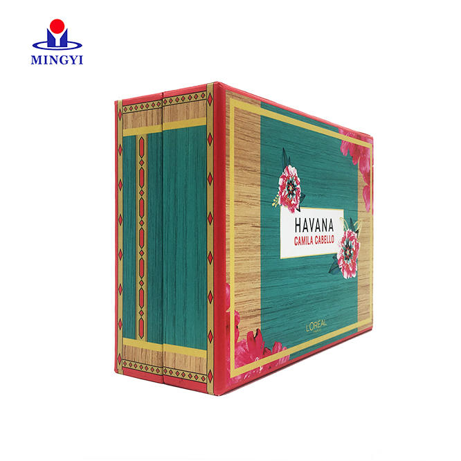 standard wooden trophy Mingyi Printing Brand hard gift boxes manufacture