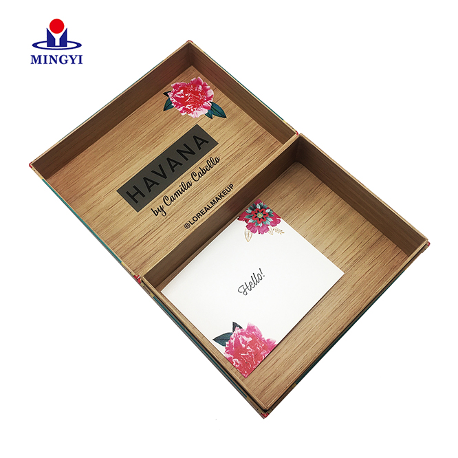 product-Mingyi Printing-ECO-friendly biodegradable clam shell cosmetic packaging boxes with high qua
