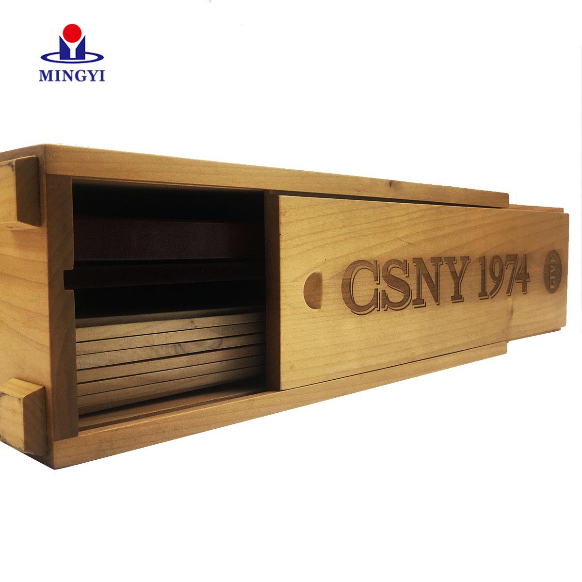 product-Square wood gift box-Mingyi Printing-img