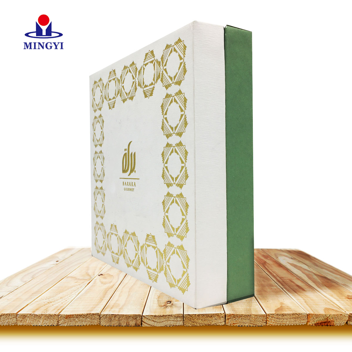 product-Mingyi Printing-New customized design luxury square gift box with lid costom-img