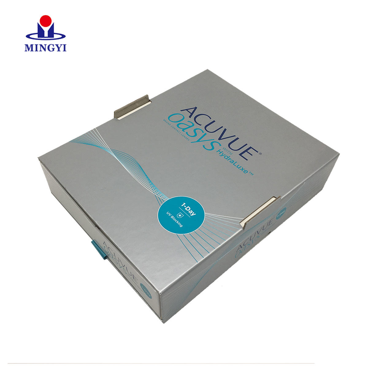 customize contact lens drawer packaging box