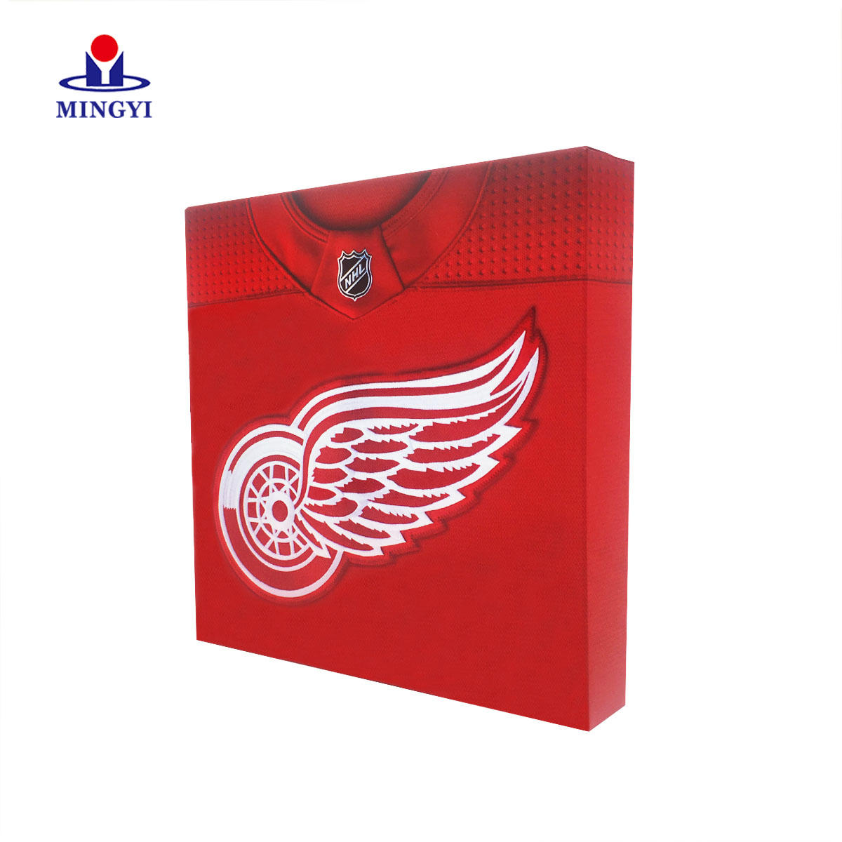 New design book shaped luxury clothes clam shell gift packaging box