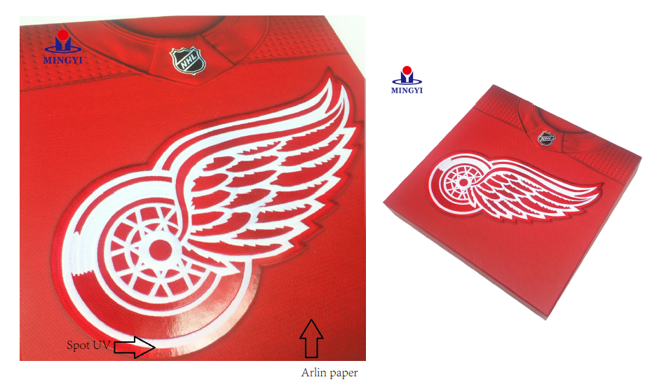 news-Mingyi Printing-The specific operation process of making a gift box-img-2