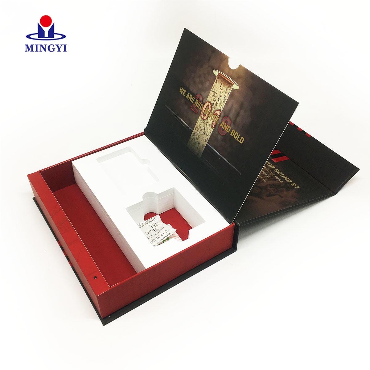 Custom music musical gift box  for medical cookie sport t-shirt coffee mug glass cup