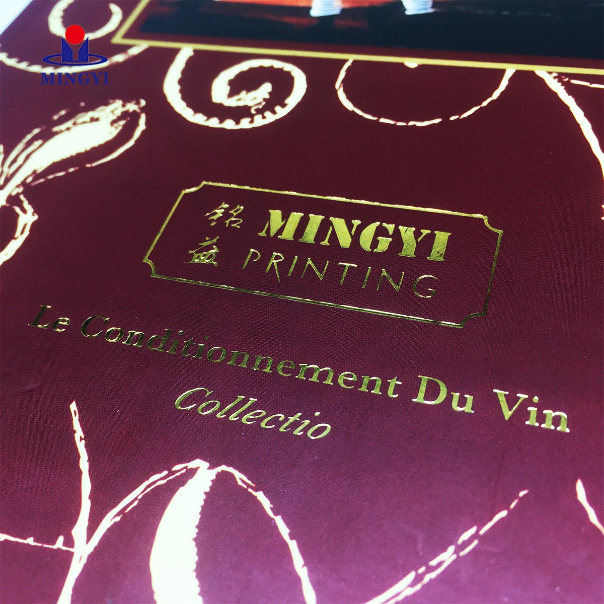 product-Mingyi Printing-Mingyi new design luxury grey board wine packaging boxes make in china which