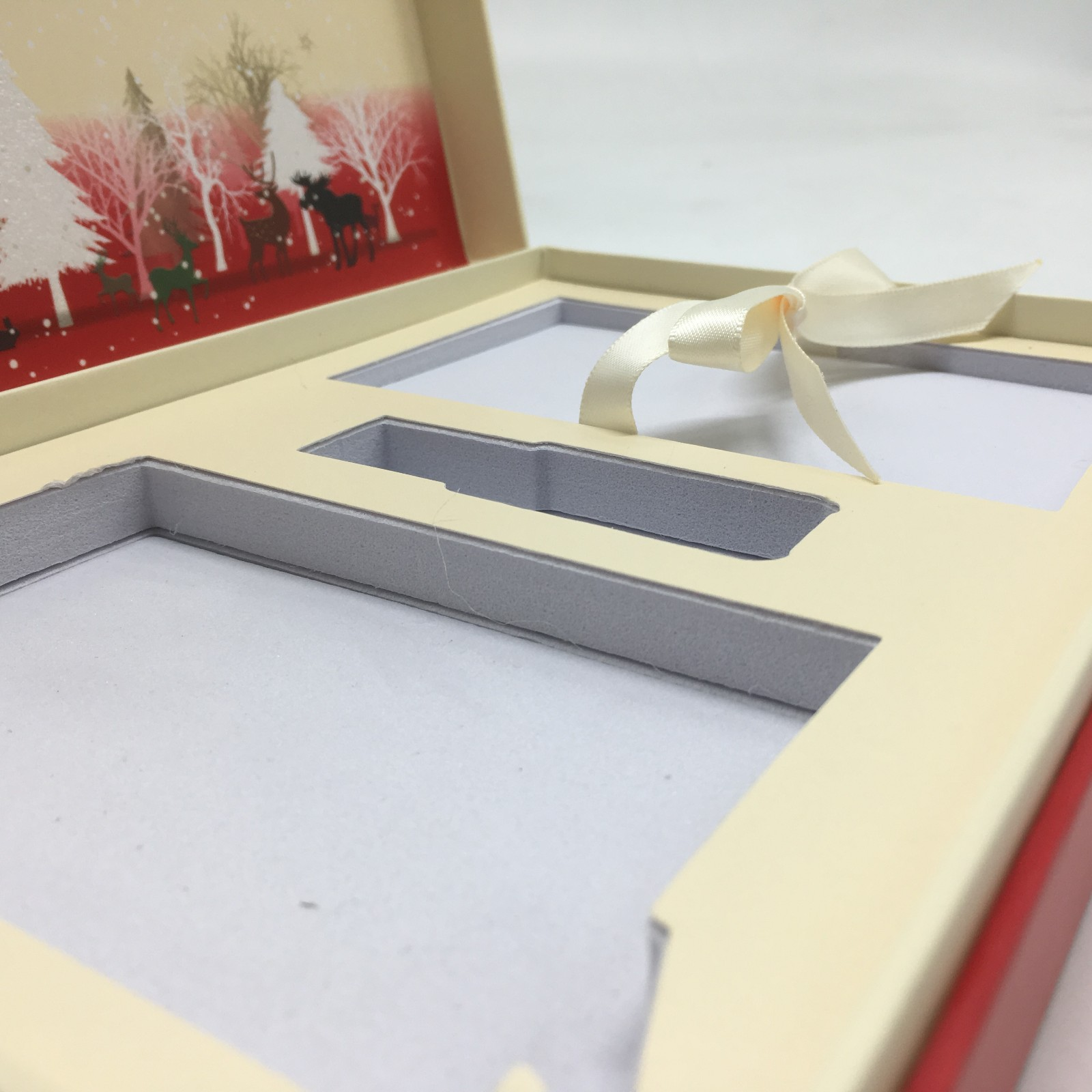 product-Mingyi Printing-Clamshell gift card packaging box also for skin care chocolate watch bracele