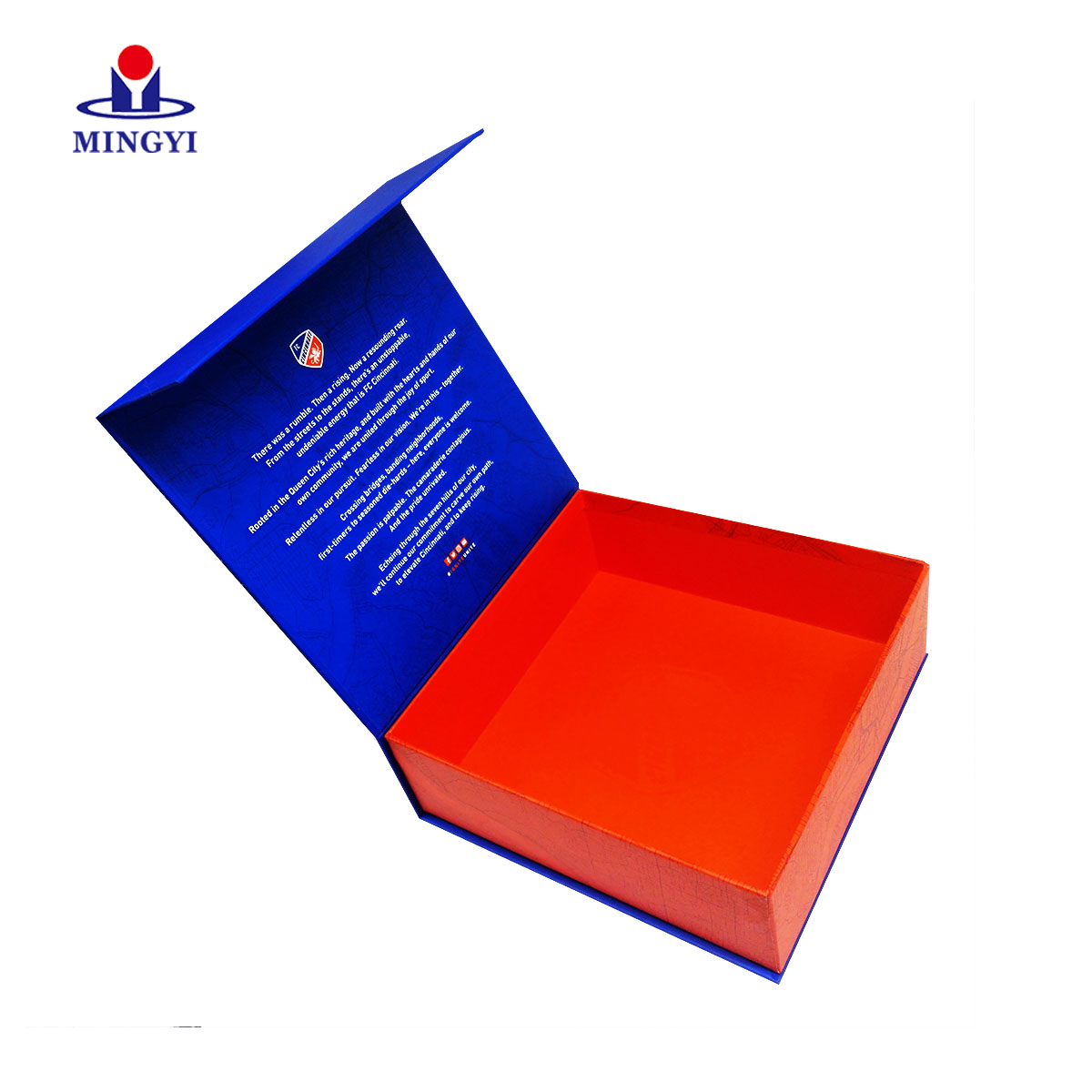 product-Luxury basketball clamshell souvenir packaging boxes customized logo-Mingyi Printing-img