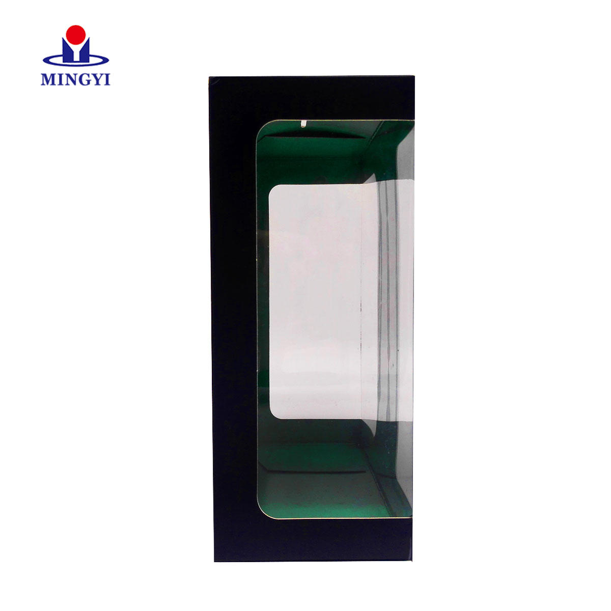 2019 new design mouse packaging box with PVC window