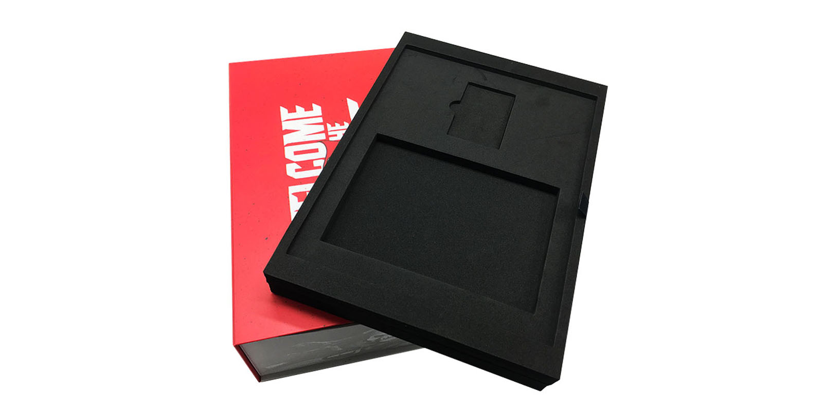 product-Mingyi Printing-Customized design luxury clamshell greyboard souvenir gift packaging box wit