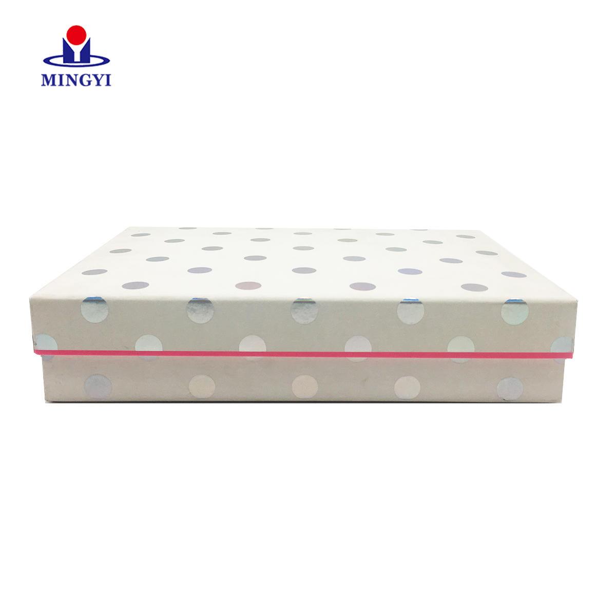 Dongguan supplier Custom baby shoe box
