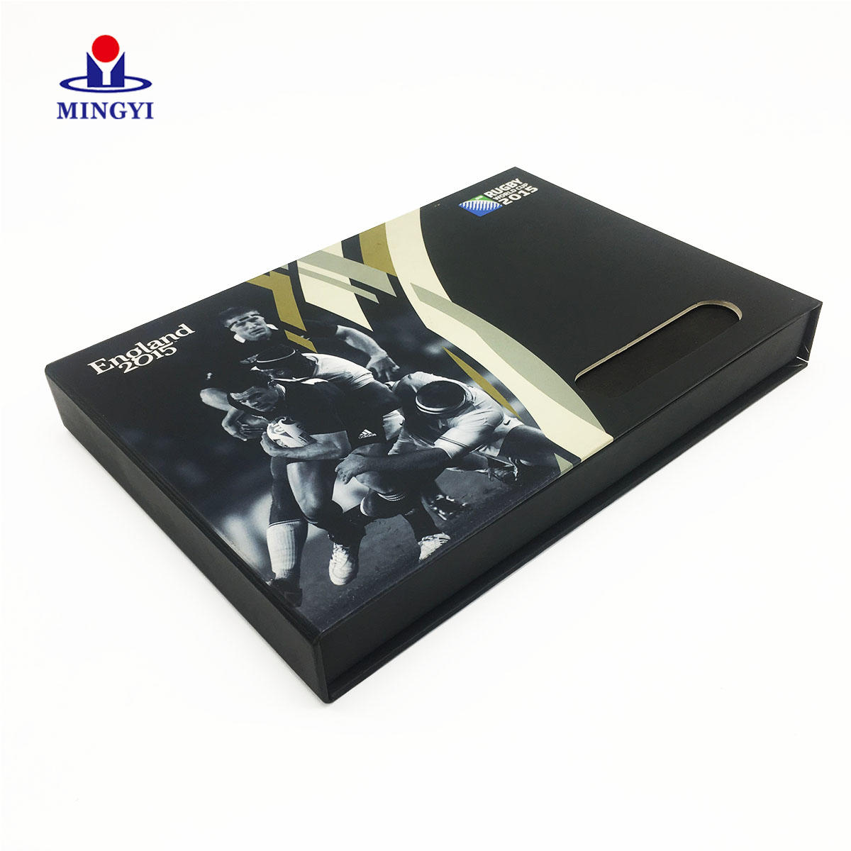 High Quality CMYK Color Clear Folding Box For Game Toy