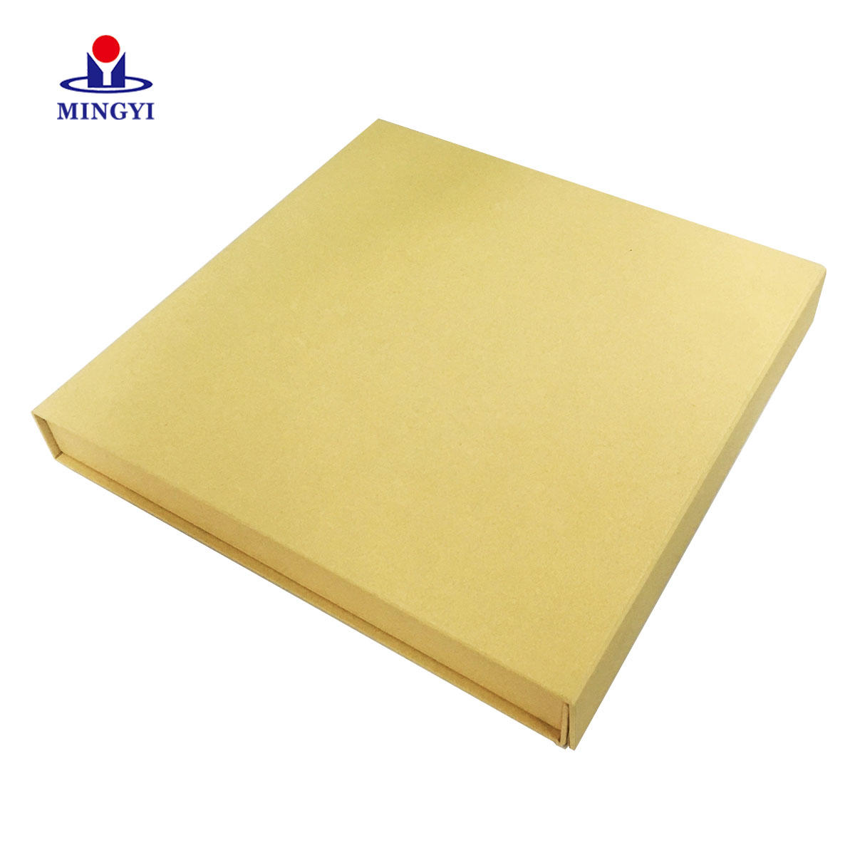 Profession supplier flat kraft folding foldable box