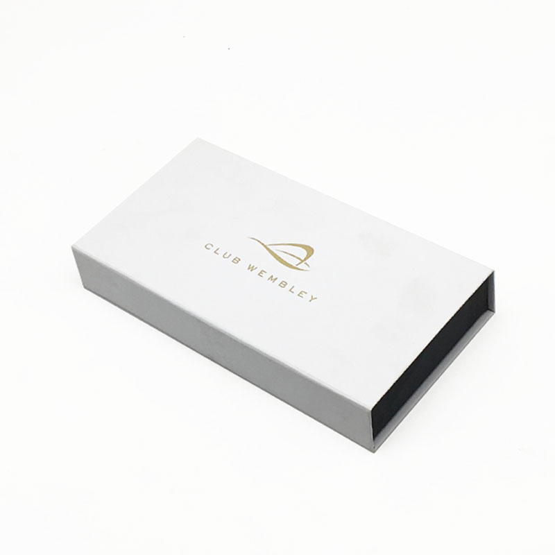 Custom high quality rigid paper trophy gift box luxury storage box for trophy