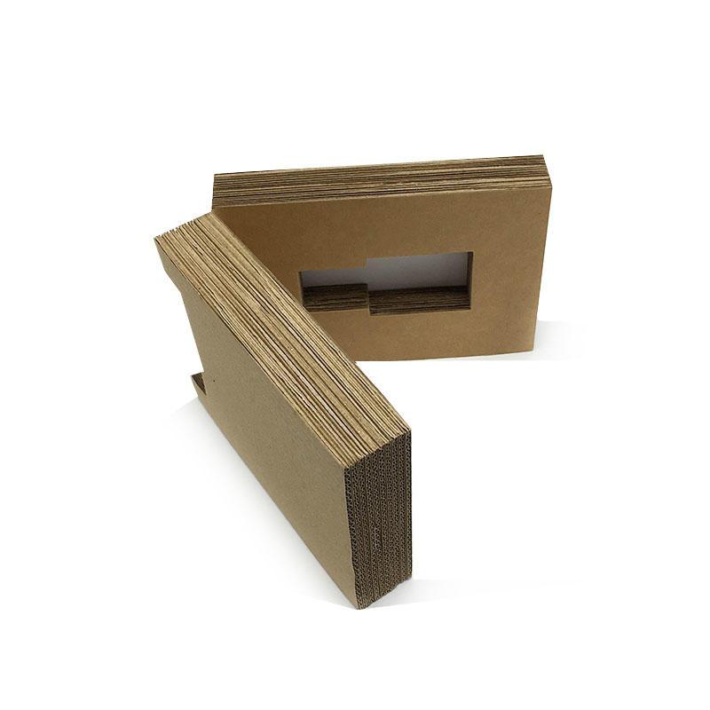 New design custom gift box tray cheap corrugate combine tray custom packaging accessories
