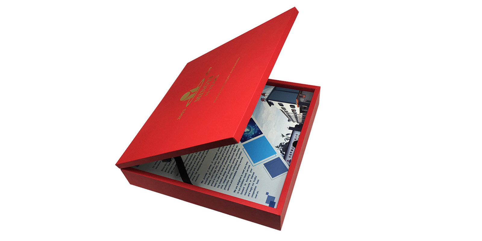 product-Mingyi Printing-Souvenir gift box for vip client luxury LCD screen video play gift box-img