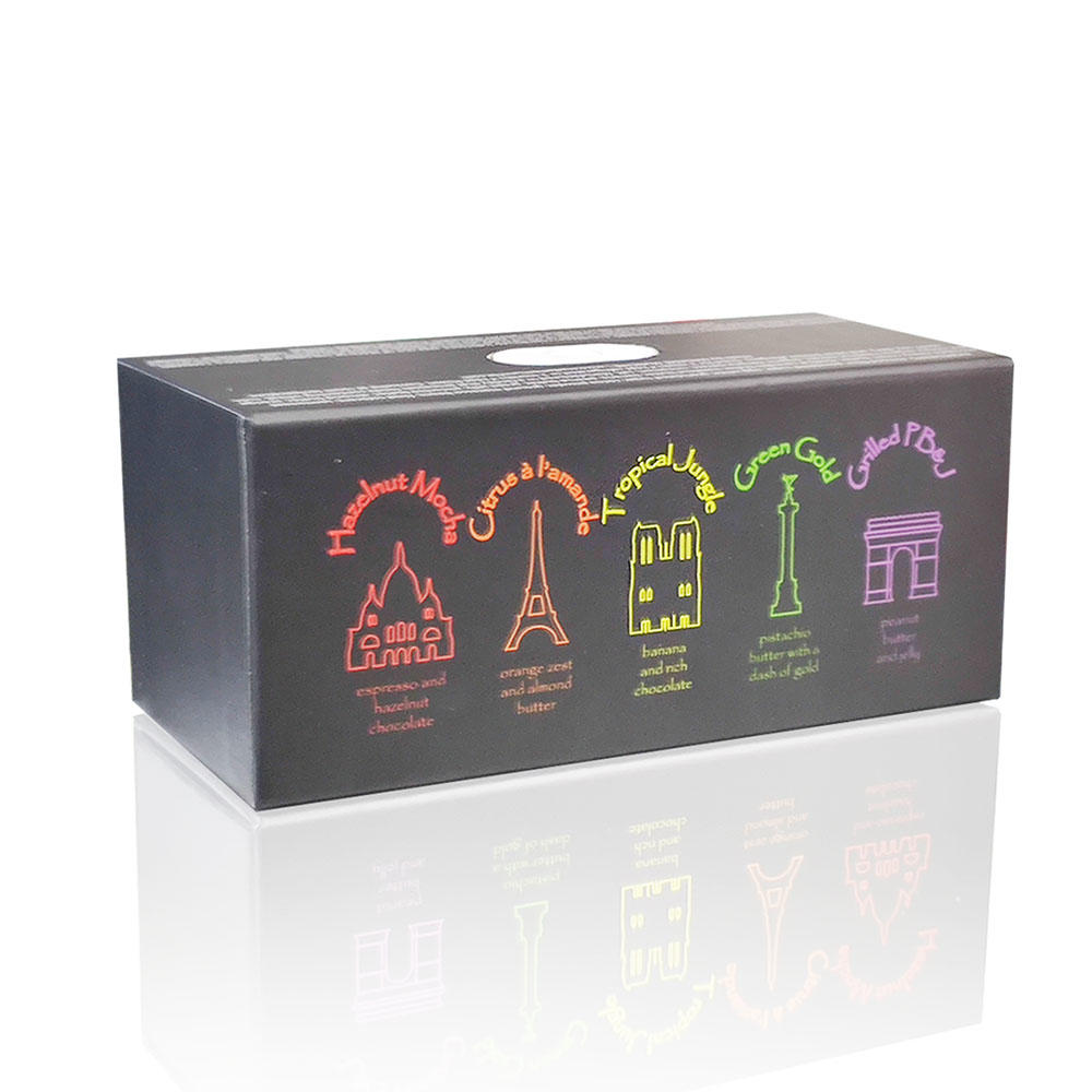 High quality luxury large size child resistant drawer packaging boxes with customized print