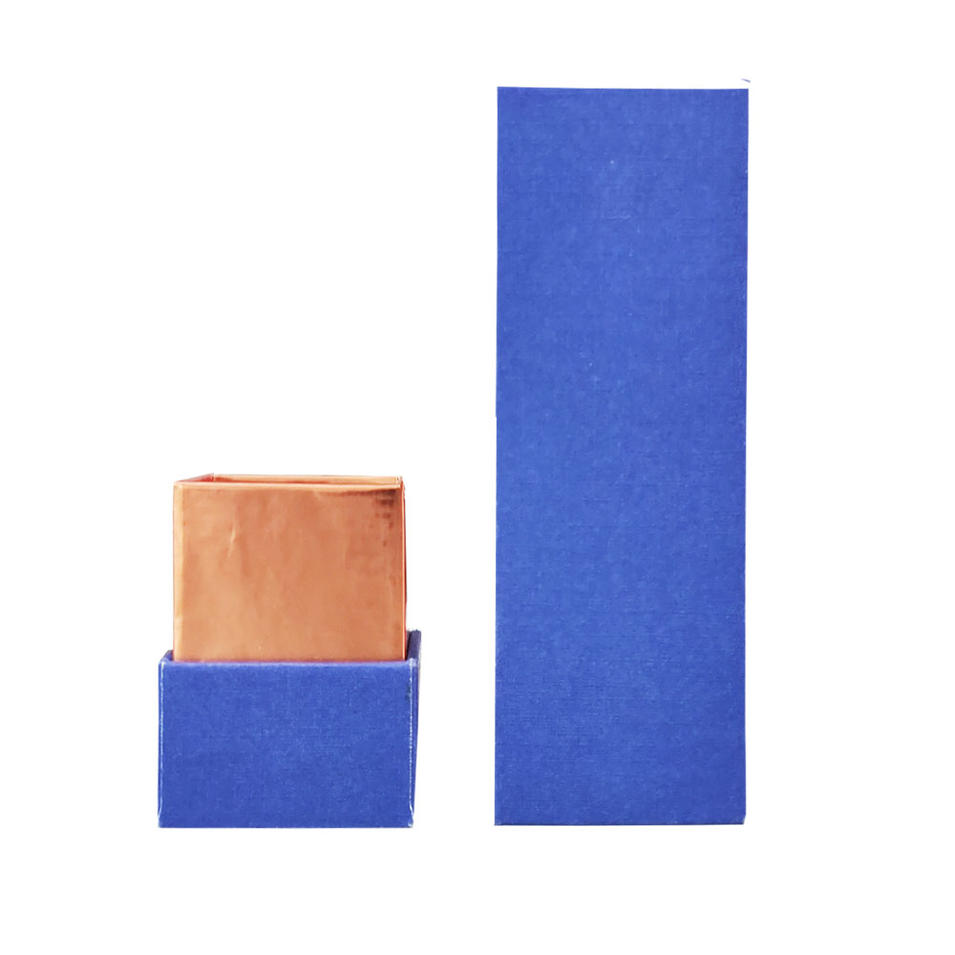 Custom lid and base packaging boxes for vape pen cartridge