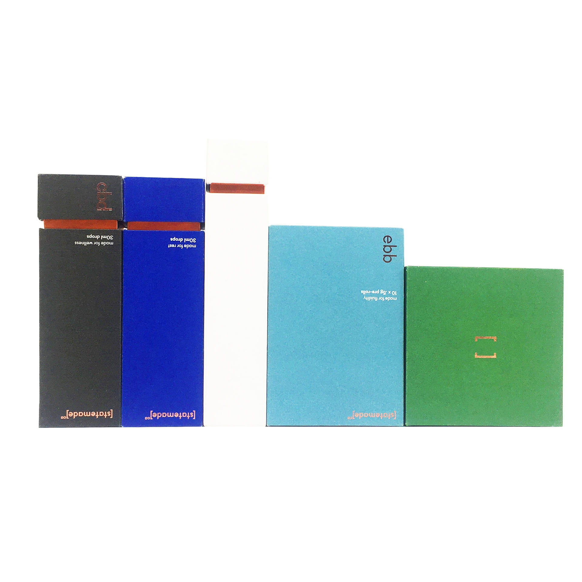 Professional Solution Team Hot Sell Rigid Structure Child Safety Vape Packaging