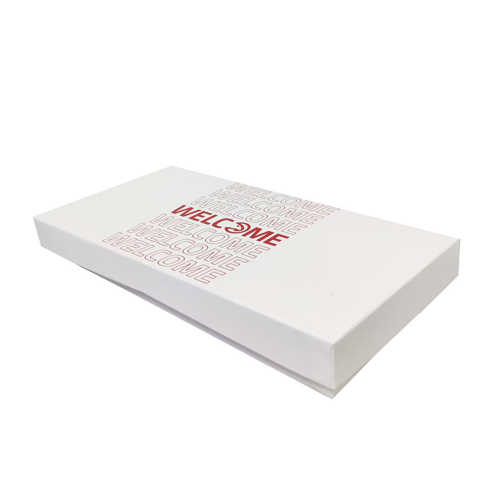 High quality fair price china supplier book shape packaging box with EVA