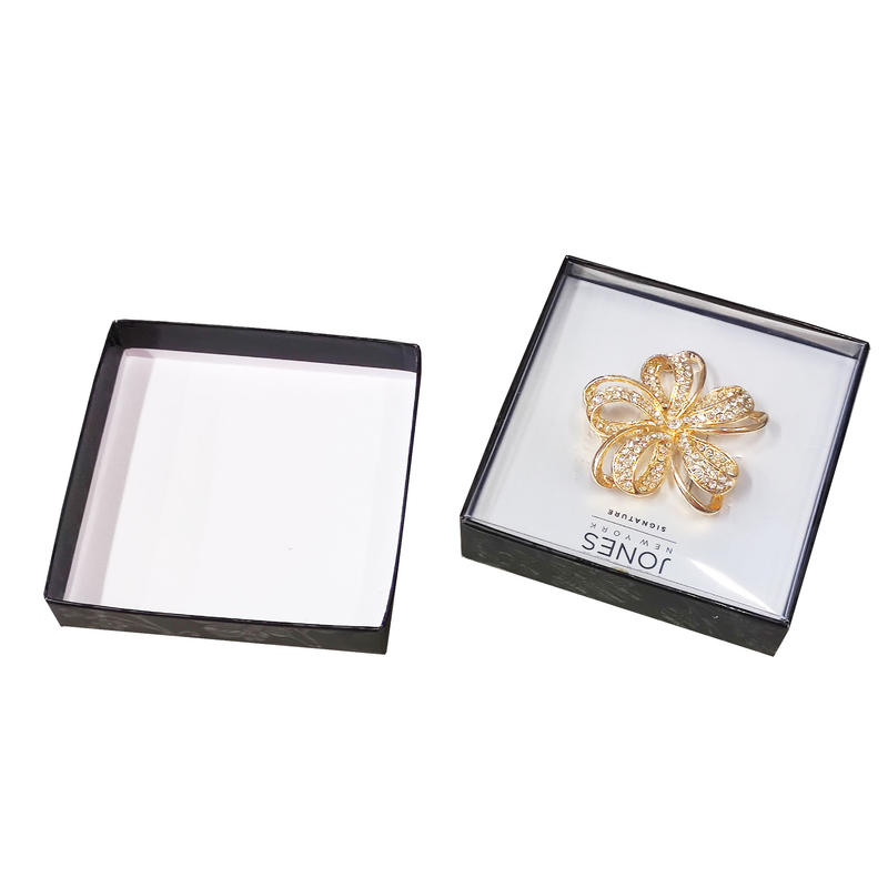 Wholesale Custom Design Jewelry Set Packaging Box Jewelry Box With Logo
