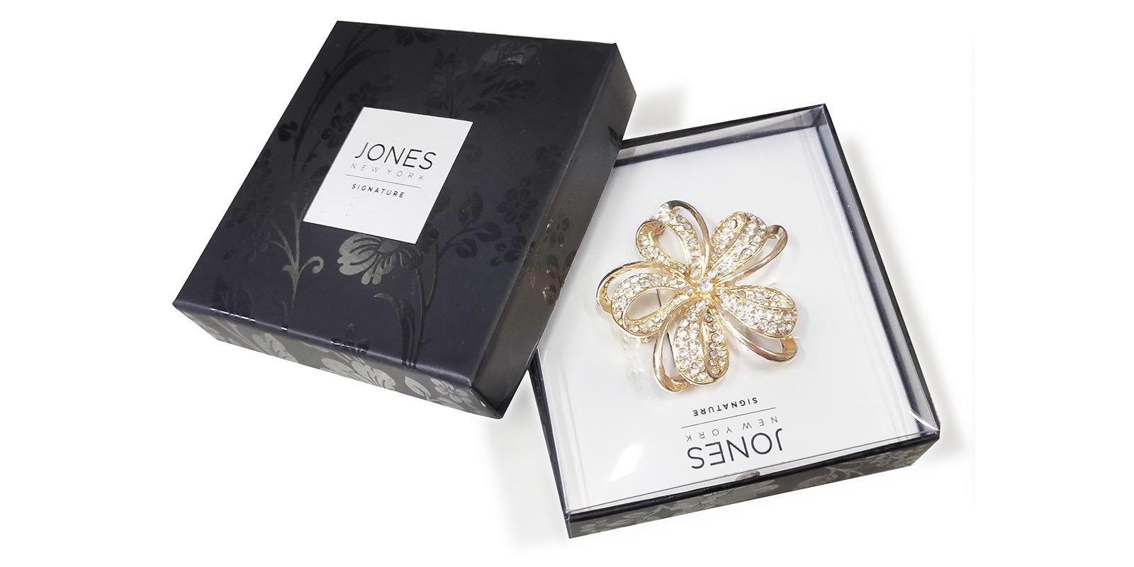 Wholesale Custom Design Jewelry Set Packaging Box Jewelry Box With Logo