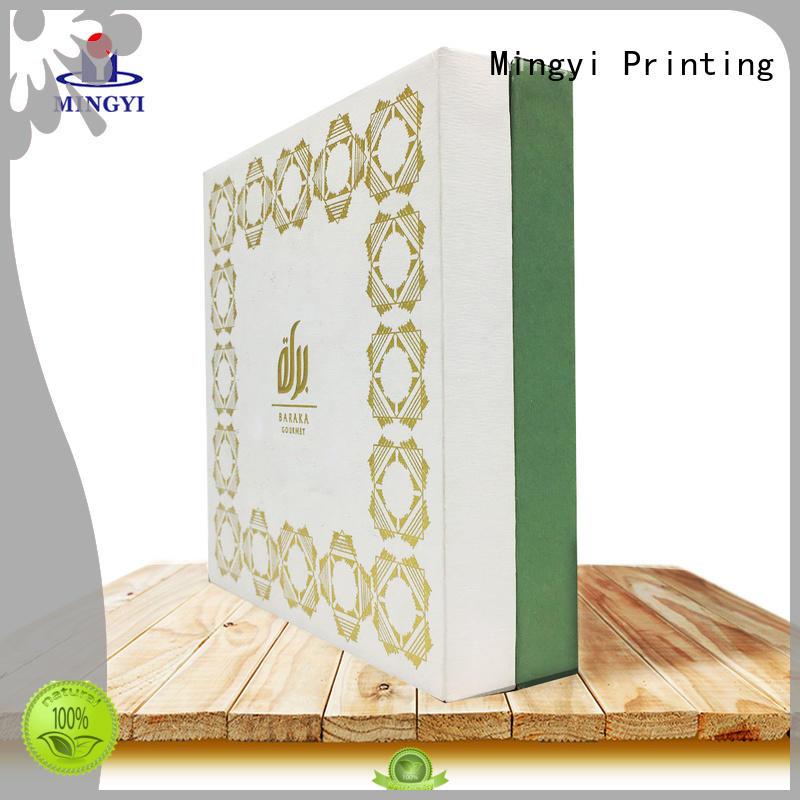 Mingyi Printing Brand pet electronics base watch gift box manufacture