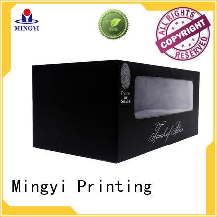 hard gift boxes watch customized padding Mingyi Printing Brand