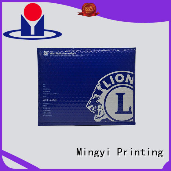 luxury packaging stickers color printing Mingyi Printing company