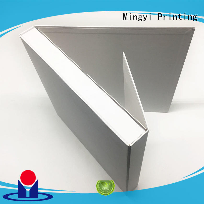 Mingyi Printing stable kraft gift boxes with many colors for shoes