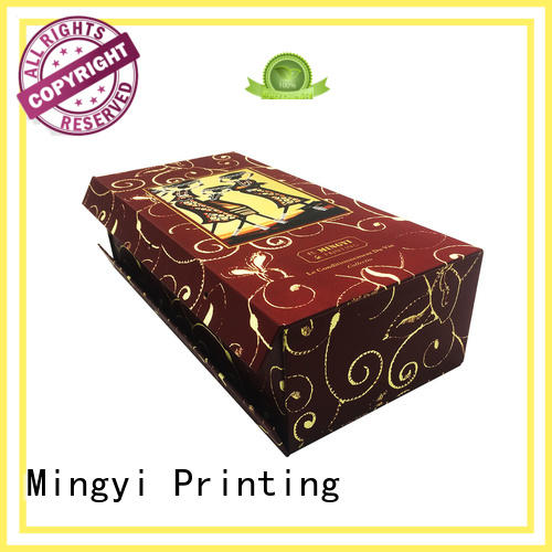 Wholesale design watch gift box Mingyi Printing Brand