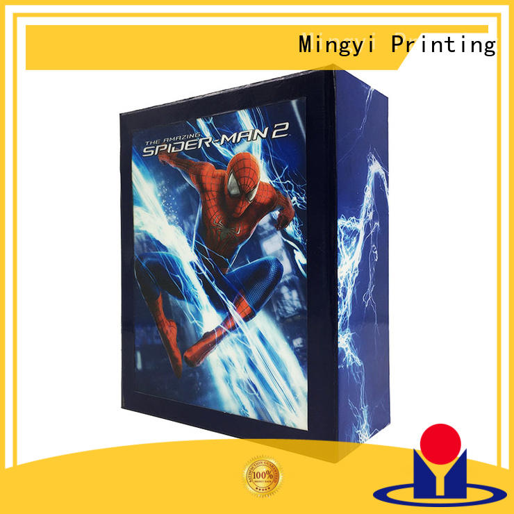 Mingyi Printing kraft gift boxes Suppliers for candy