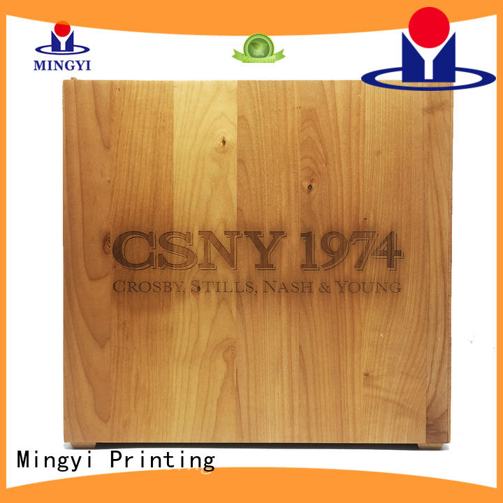 Mingyi Printing high quality foldable gift boxes decorative for shoes