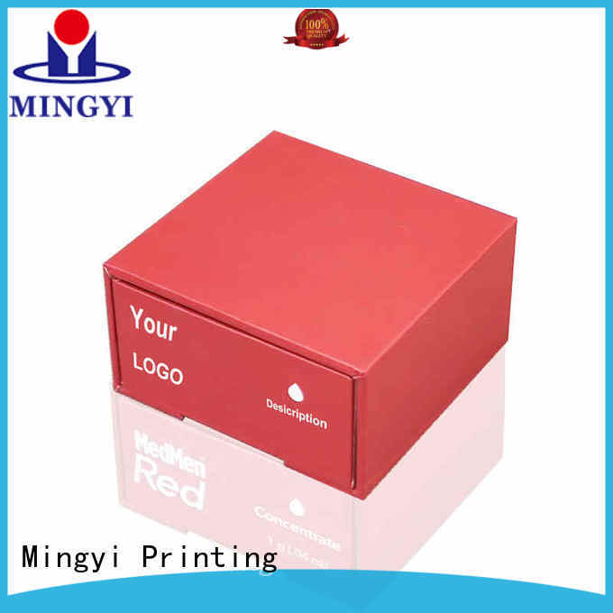 smalll custom packaging companies quickie for present Mingyi Printing